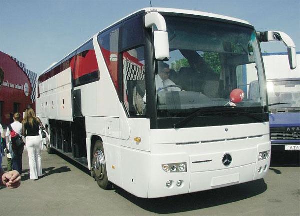 автобус Турция